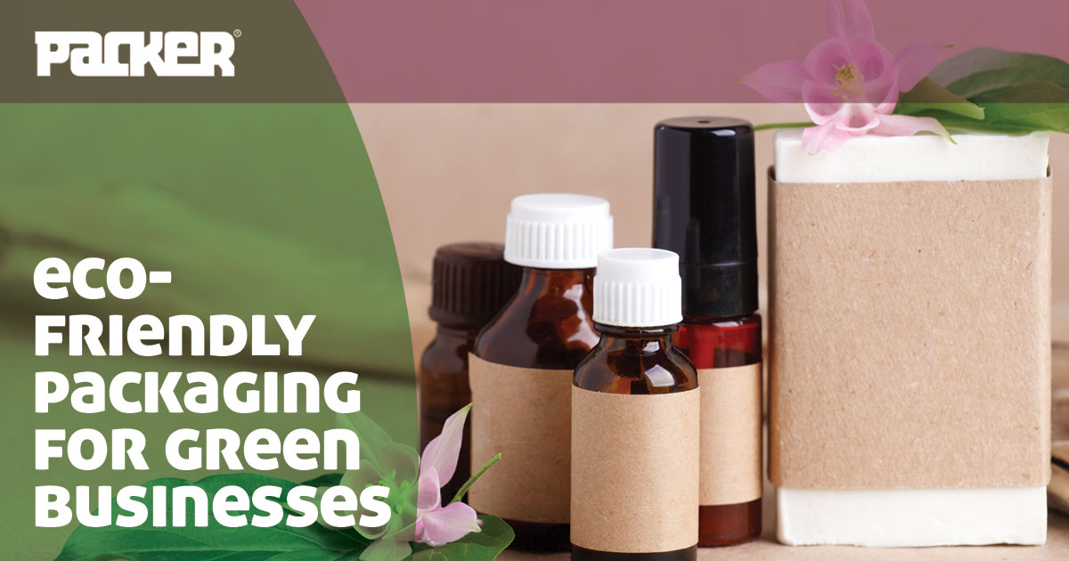 packaging for green business